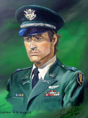 Captain HM Murdock by annieoakley64