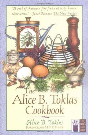 """Start by marking """"The Alice B. Toklas Cookbook"""" as Want to Read:"""
