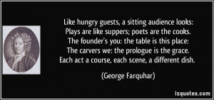 More George Farquhar Quotes