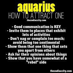 Aquarius Woman Quotes | Via Angie Roszkowiak