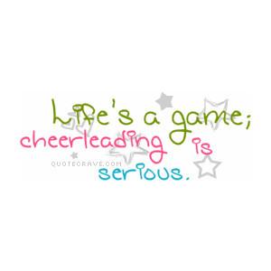 Cheerleading Quote Graphics, Cute Cheerleading Quote Graphics, Cheerle ...