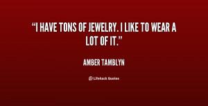 Jewelry My Grandmother Loved #atozchallenge