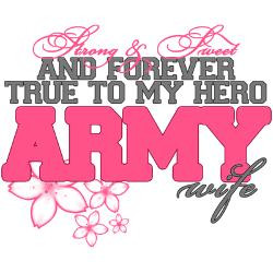 strong_sweet_army_wife_greeting_card.jpg?height=250&width=250 ...