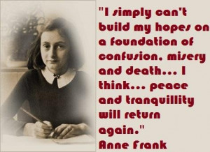 Anne frank famous quotes 5