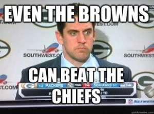 Angry Aaron Rodgers