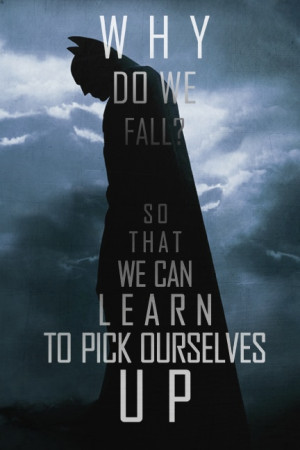 ... famous Batman quotes . The Dark Knight Quotes that will inspire you