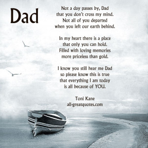 ... Kane – FREE TO SHARE – In Loving Memory Cards For Dad On Facebook