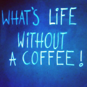 Life without coffee is no life at all! #MrCoffee #Coffee #Quotes