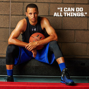 Stephen Curry Shoes I Can Do All Things Stephen Curry - I can do all
