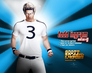 Todd from Scott Pilgrim