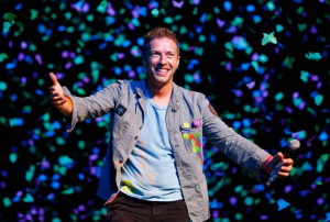 The tension of Coldplay songs and the quest of happiness