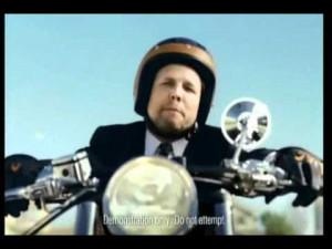 Mayhem Insurance Commercials Motorcycle