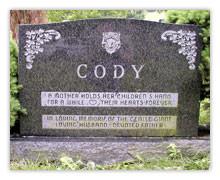 headstone sayings