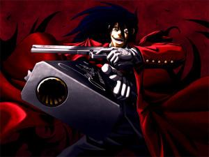 ... Wallpaper 1000x750 Hellsing, Alucard, Vampires, Hellsing, Ultimate
