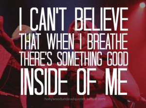 ... include: quote, hollywood undead, quotes from songs, Lyrics and music