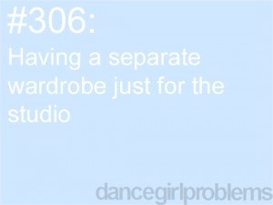 Dancer Problems Quotes