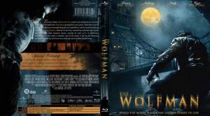 The Wolfman Custom Dvd Cover