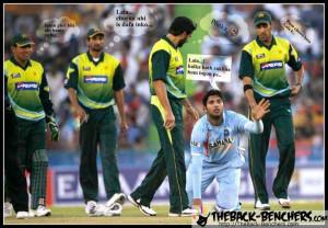 Thread: Pakistani XI compared to Indian XI