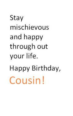 sayings for cousins | Quotes For Best Wishes Cousin Cousins Funny ...
