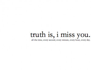 Miss My Ex Boyfriend Quotes Tumblr