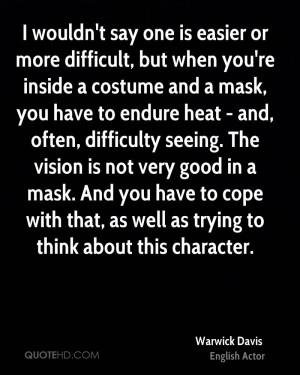 Warwick Davis Quotes