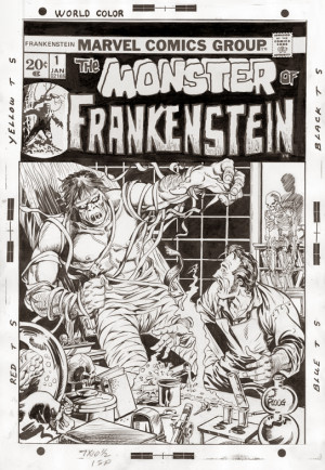 Famous Quotes From The Monster In Frankenstein