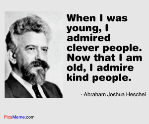 clever quotes – when i was young i admired clever people now that i ...