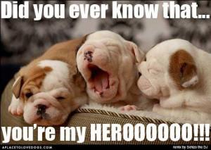 did you ever know that you re my heroooooooooooo