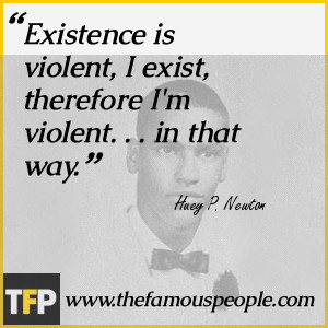 Huey Newton Quotes