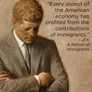 In honor of JFK's birthday :-)