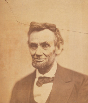 Abraham Lincoln was the President of the United States during the ...