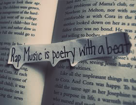 Quotes about Rap_Music