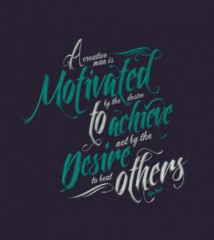 Typography Inspiration Artists Inspire Artists 20 610x687 Inspiration ...