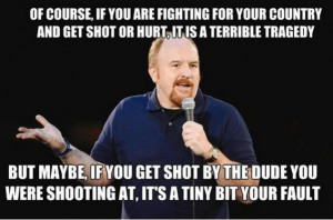 Louis CK is the smartest and funniest man on earth, can he be ...
