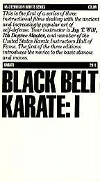 Black Belt Karate 1
