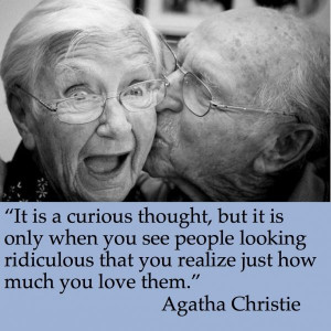 Agatha Christie - 21 of The Most Wonderful Quotes about Love ...