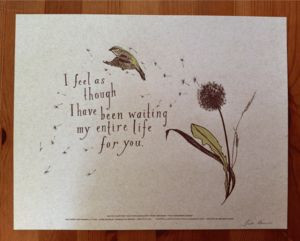 Image of My Wish Came True Print by Frida Clements