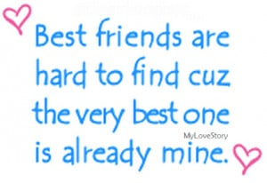 Cute Quotes For Your Best Friend 2