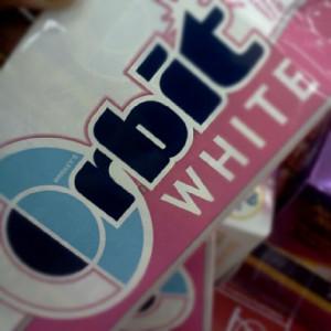 Orbit White Bubblemint...