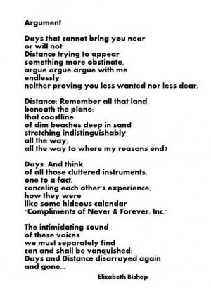 Elizabeth BishopArgumentative, Favorite Poems, Poets Elizabeth Bishop ...
