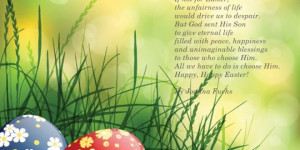 2015 Religious Easter Poems