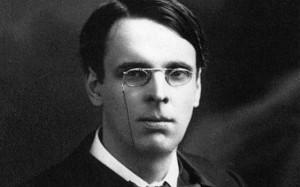Poet WILLIAM BUTLER YEATS (1865-1939) was born in Sandymount, County ...