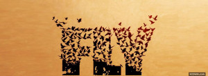 beautiful birds fly quotes facebook cover