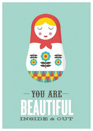 matryoshka...love it even more that my sweet Ally pinned it first. you ...