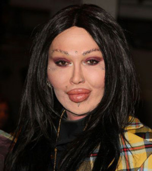 ... fashion fails ugly botox gone wrong worst eyebrows bad eyebrows lashes