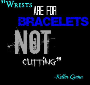 Kellin Quinn's quote by RinChan88