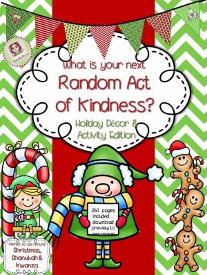 random act of kindness is a selfless act performed by a person or ...