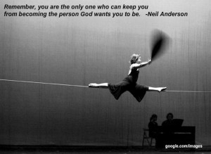 Monday's Thought From Neil Anderson