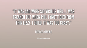 Go Back > Gallery For > Sid Vicious Quotes
