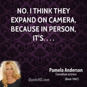 Pamela Anderson Animal Quotes